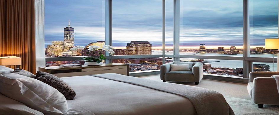 Top 5 best romantic hotels in NYC for Valentine's Day