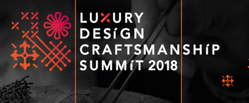 Discover the Luxury Design and Craftsmanship Summit 2018 design and craftsmanship summit Discover the Luxury Design and Craftsmanship Summit 2018 miami 944x390