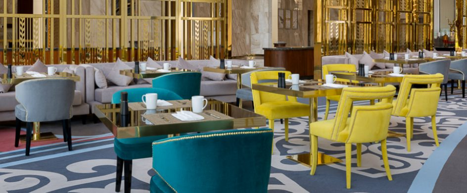 The Best Hospitality Design Firms in New York hospitality design The Best Hospitality Design Firms in New York Hilton Astana Hotel Project 944x390