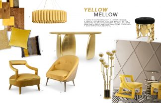 mellow yellow Introduce Mellow Yellow Into Your Home Decor  Introduce Mellow Yellow Into Your Home Decor 1 324x208