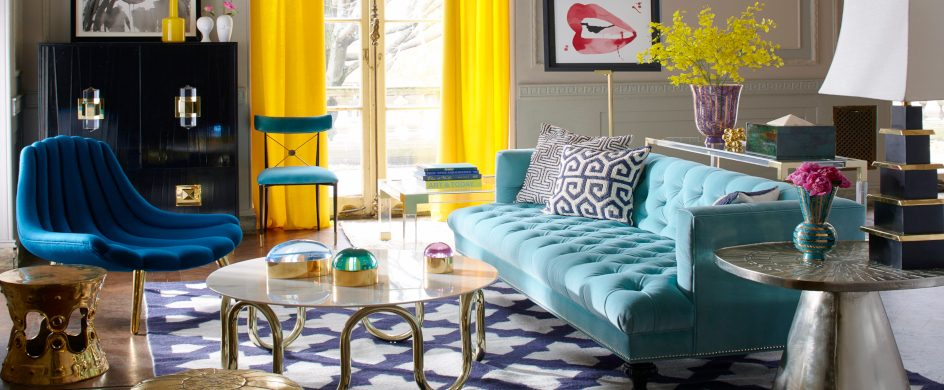 New York's TOP Interior Designers: Best Projects By Jonathan Adler