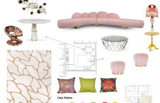 sasha bikoff Elevate Your Living Room With This Moodboard Inspired By Sasha Bikoff's Style  elevate living room moodboards inspired sasha bikoffs style 1 324x208