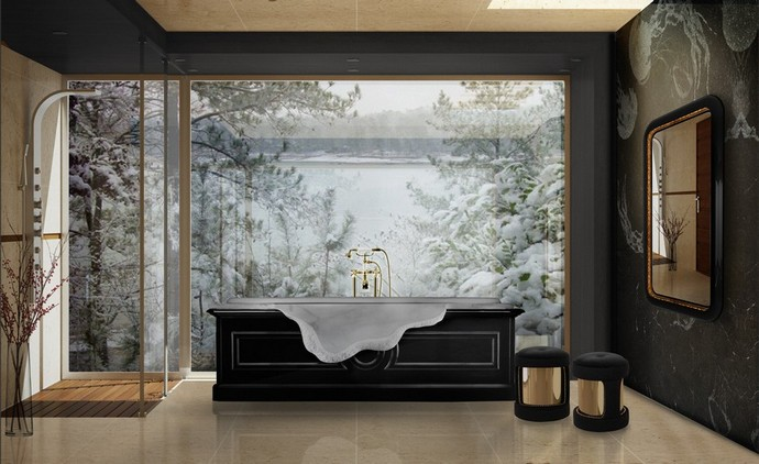 Holidays Decor: Bring The ChristmasInto Your Luxury Bathroom luxury bathroom Holidays Decor: Bring The ChristmasInto Your Luxury Bathroom holidays decor bring christmas into luxury bathroom 1