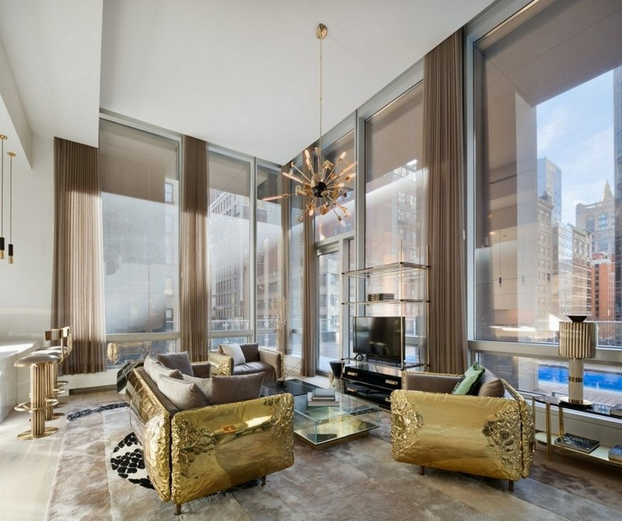 new york apartment The New York Apartment Of Your Dreams Is Up For Sale: Check Its Amazing Features new york apartment dreams sale check amazing features 2