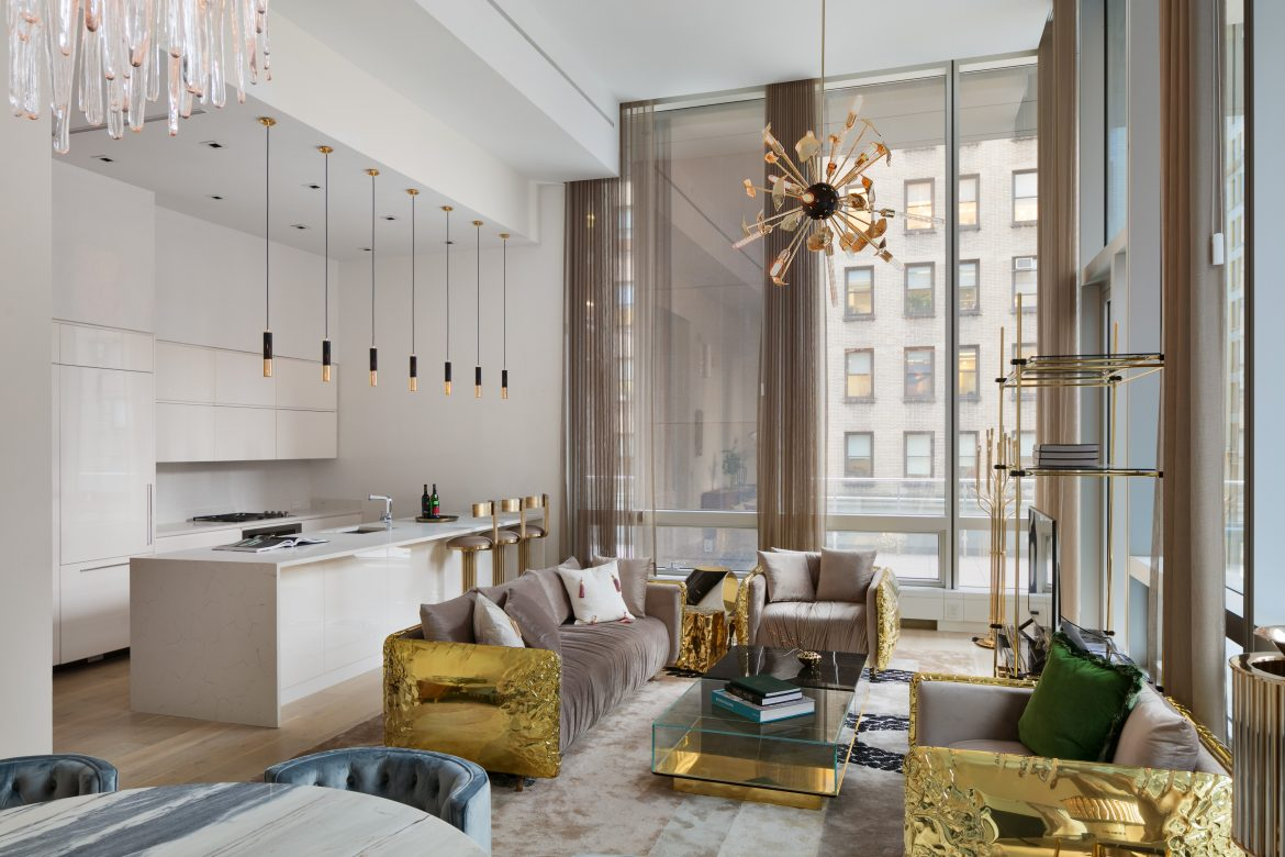 new york apartment The New York Apartment Of Your Dreams Is Up For Sale: Check Its Amazing Features new york apartment dreams sale check amazing features 4 1
