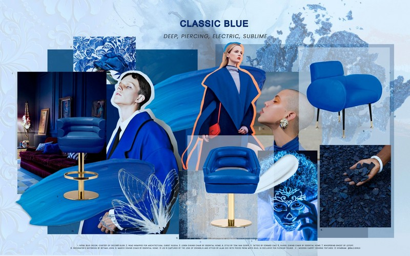 classic blue How To Introduce Classic Blue Into Your Home Decor introduce classic blue home decor 2