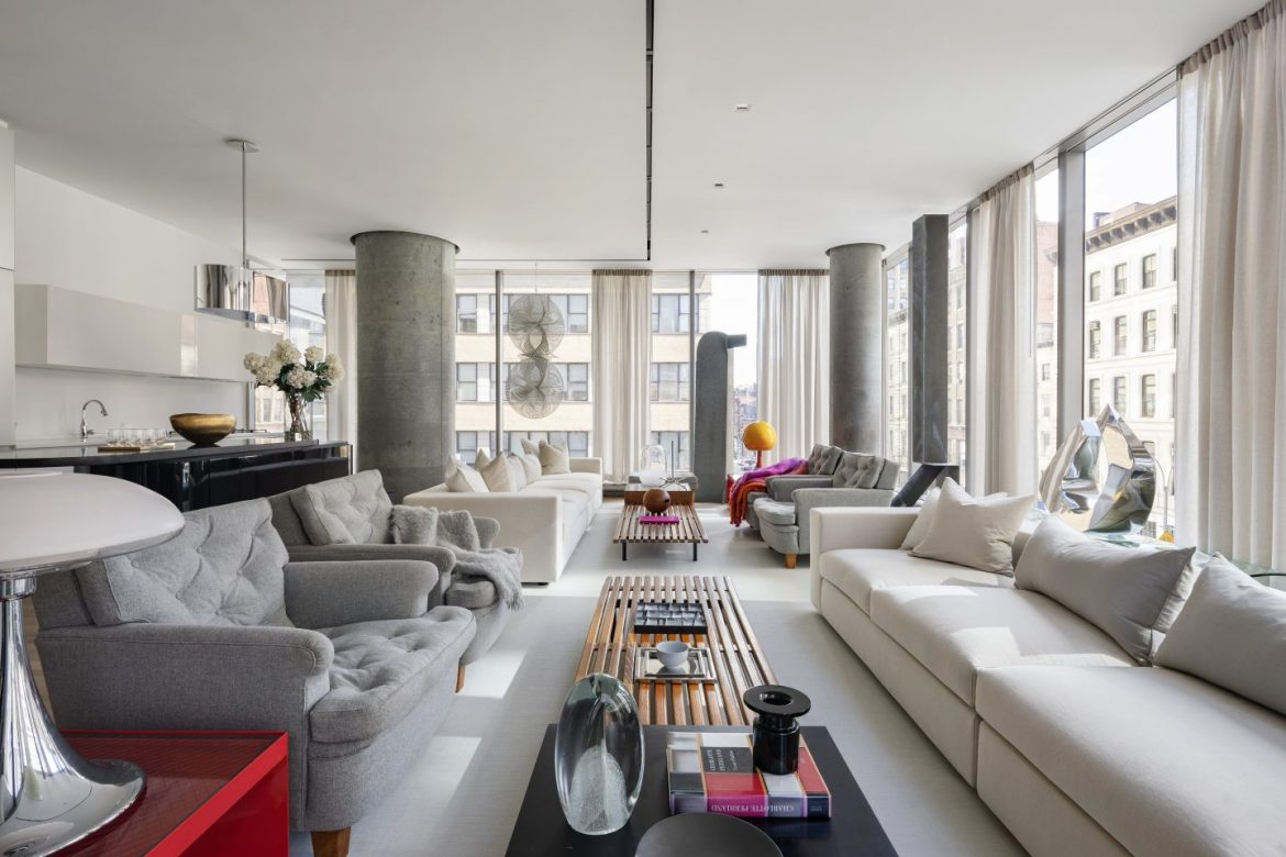 10 Interior Design Projects that won the NYCxDESIGN Awards of 2019 - Large Apartment nycxdesign awards 10 Interior Design Projects that won the NYCxDESIGN Awards of 2019 NYCxDesign Awards 2019 Large Apartment scaled