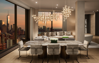 nycxdesign awards 10 Interior Design Projects that won the NYCxDESIGN Awards of 2019 NYCxDesign Awards 2019 Model Apartment 324x208