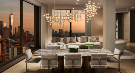 nycxdesign awards 10 Interior Design Projects that won the NYCxDESIGN Awards of 2019 NYCxDesign Awards 2019 Model Apartment 461x251