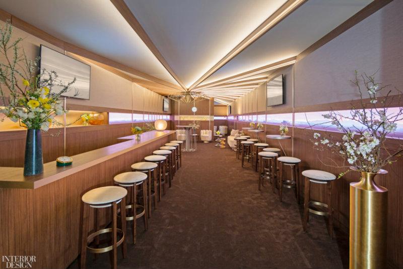 oscars 2020 Swarovski-Embellished Stage And Rolex Green Room At Oscars 2020 swarovski embellished stage rolex green room oscars 2020 5 1