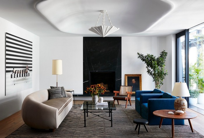 Fall In Love With This NYC Penthouse By Neal Beckstedt Studio neal beckstedt studio Fall In Love With This NYC Penthouse By Neal Beckstedt Studio fall love nyc penthouse neal beckstedt studio 1