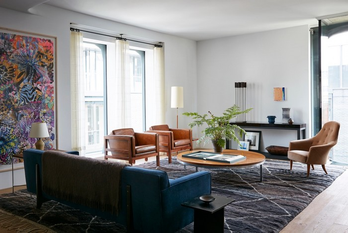Fall In Love With This NYC Penthouse By Neal Beckstedt Studio neal beckstedt studio Fall In Love With This NYC Penthouse By Neal Beckstedt Studio fall love nyc penthouse neal beckstedt studio 3