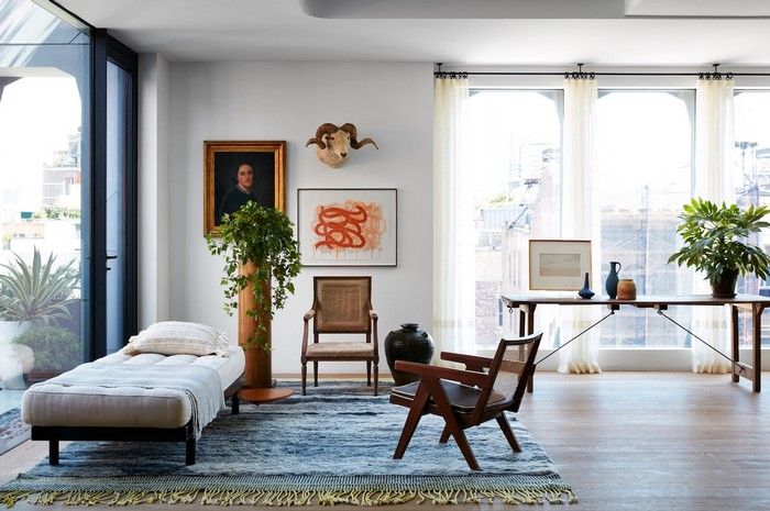 Fall In Love With This NYC Penthouse By Neal Beckstedt Studio
