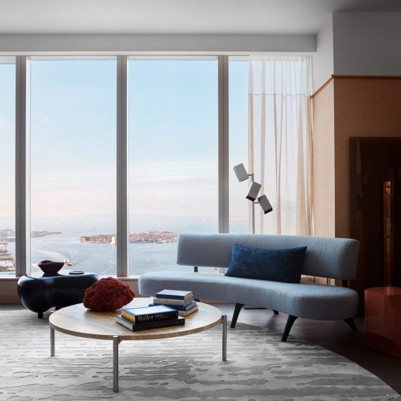 Take A Look At This New York Apartment Designed By Jamie Bush  jamie bush Take A Look At This New York Apartment Designed By Jamie Bush  look new york apartment designed jamie bush 4