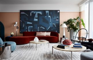 jamie bush Take A Look At This New York Apartment Designed By Jamie Bush  look new york apartment designed jamie bush 5 1 324x208