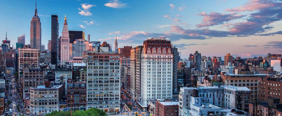 Top 5 Design Hotels In New York City That Will Blow Your Mind design hotels Top 5 Design Hotels In New York City That Will Blow Your Mind w union square new york hotel 944x390