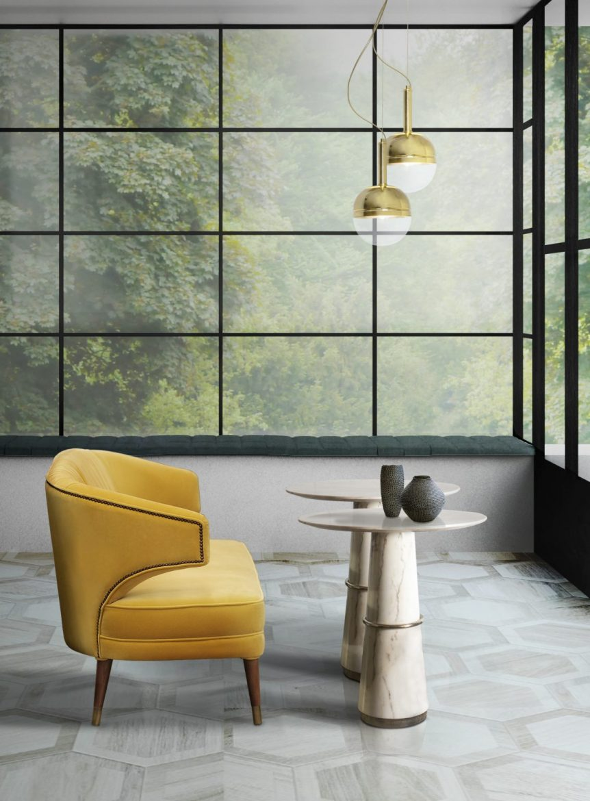 Bring Summer Into Your Home Decor With Lemon Sherbet